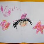 4歳Mちゃん「だきすきなもの」